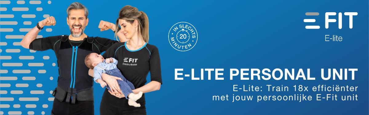 Elite thuis training thuis efitten met elite van efit